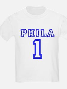 PHILADELPHIA #1 T-Shirt