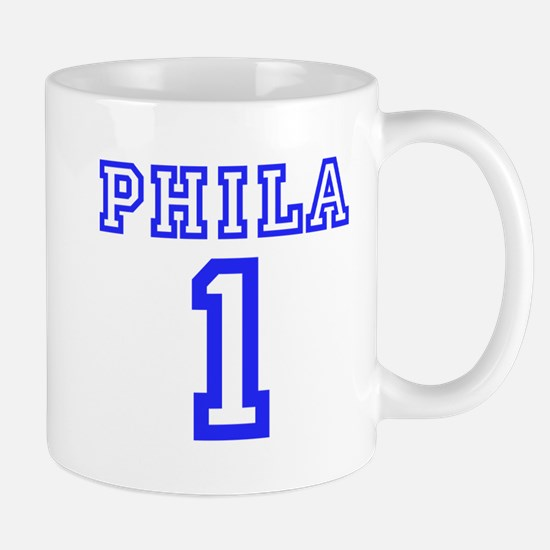 PHILADELPHIA #1 Mug