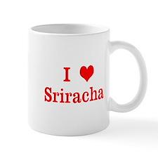 sriracha love Mugs