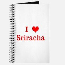 sriracha love Journal
