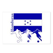 Honduras Soccer Postcards (Package of 8)