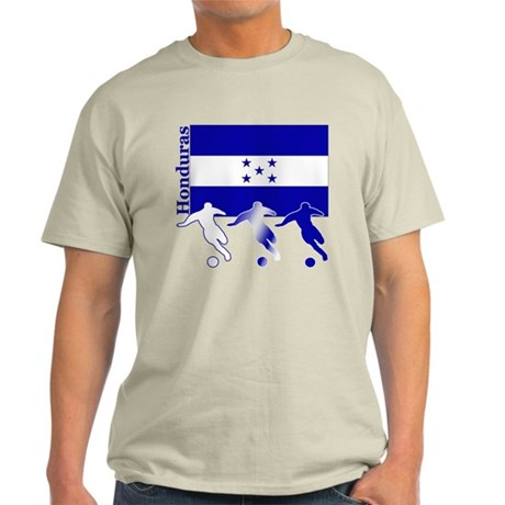 Honduras Soccer Light T-Shirt