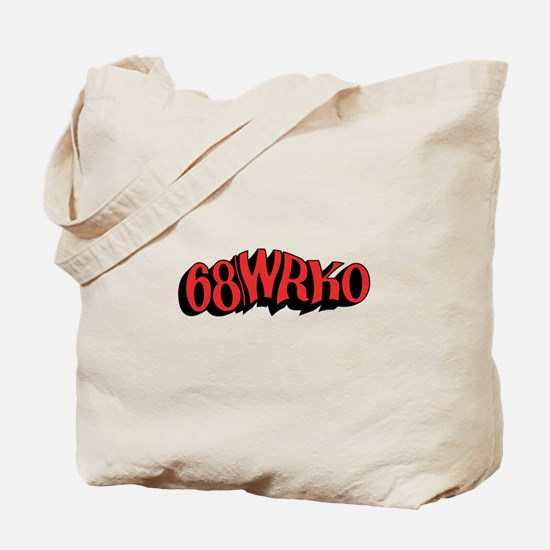 WRKO Boston '70 - Tote Bag