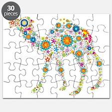Unique Camel Puzzle