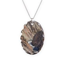 Yellowstone canyon Necklace