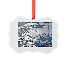 Tetons Ornament