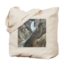 Waterfall & canyon Tote Bag