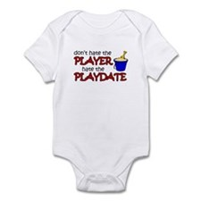 Don't Hate the Player Infant Bodysuit