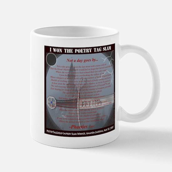 PoetryTagSlamWinner-Phaeties Mug