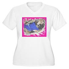 Love A Pug T-Shirt