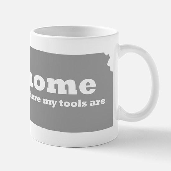KS home is where tools Mug