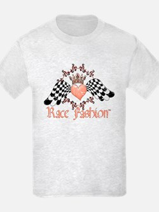 Race Fashion.com LOGO T-Shirt