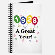 1928 A Great Year Journal