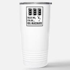 Oil Magnate Travel Mug