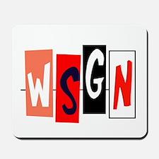 WSGN Birmingham '67 - Mousepad