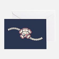 Dolly Arrrrr Ennnn 814 Greeting Card