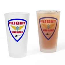FLIGHTNURSE3.jpg Drinking Glass