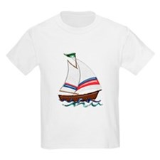 Super Sailboat T-Shirt