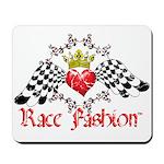 RaceFashion.com LOGO Mousepad