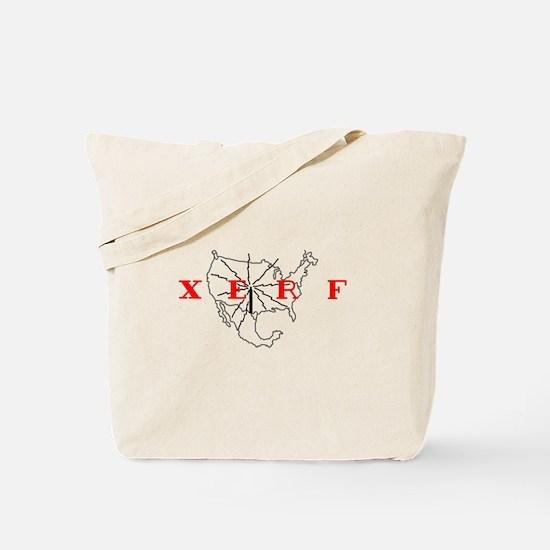 XERF Del Rio, Texas '62 - Tote Bag