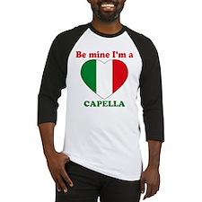 Capella, Valentine's Day Baseball Jersey