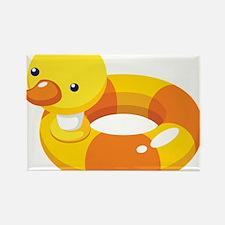 Duck Floatie Magnets