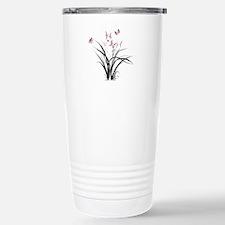 Chinese Orchids Travel Mug