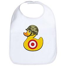 Army Duck Bib