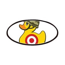 Army Duck Patches