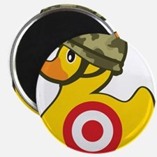 Army Duck Magnets