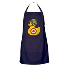 Army Duck Apron (dark)