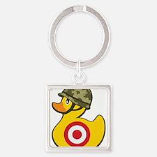 Army Duck Keychains