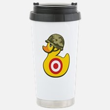Army Duck Travel Mug