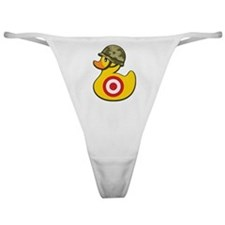 Army Duck Classic Thong
