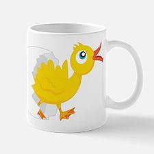 Duck in Egg Mugs