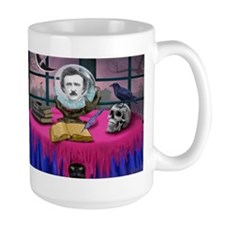 THE SPIRIT OF EDGAR ALLAN POE Mugs