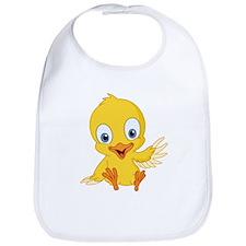 Cartoon Duck-2 Bib