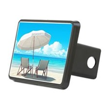 Beach Vacation Hitch Cover