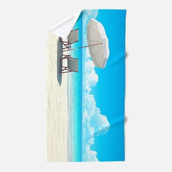 Beach Vacation Beach Towel