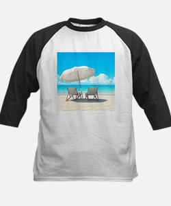 Beach Vacation Baseball Jersey