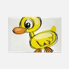 Sketched Duck Magnets