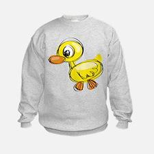 Sketched Duck Sweatshirt