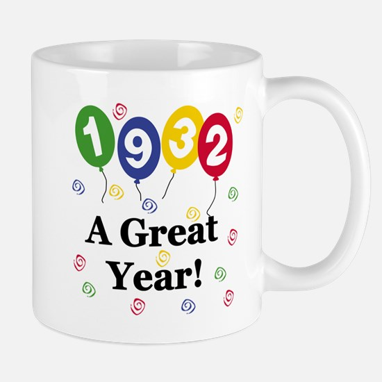 1932 A Great Year Mug
