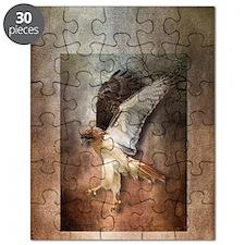 Evening Hawk Puzzle