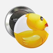 "Rubber Duckie 2.25"" Button"