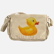 Rubber Duckie Messenger Bag