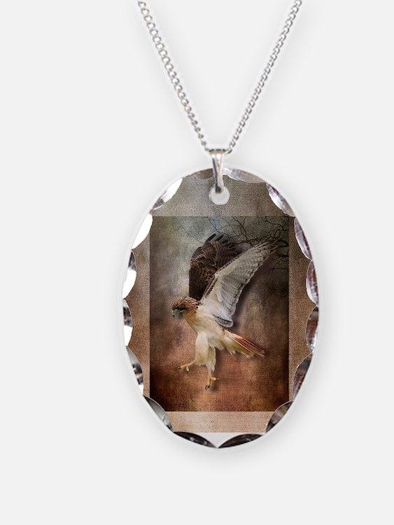 Evening Hawk Necklace