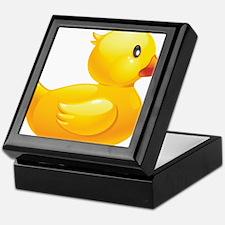 Rubber Duckie Keepsake Box