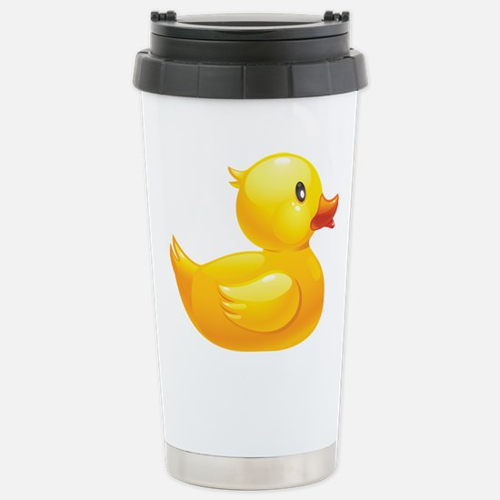 Rubber Duckie Travel Mug