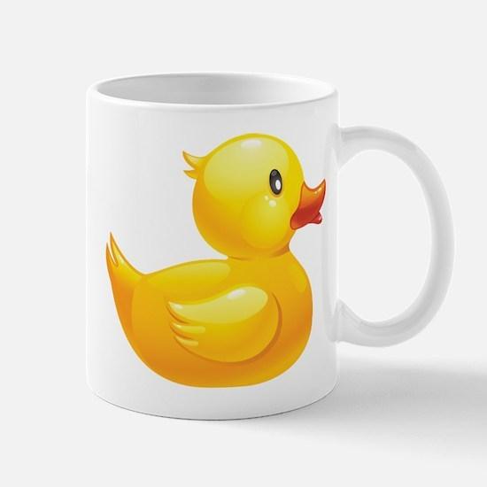 Rubber Duckie Mugs